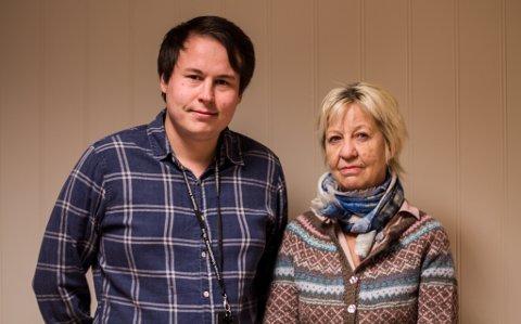 Henrik Sappola Larsen og Karin Henriksen Lisa