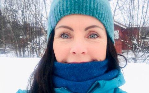 NUMMER EN: Lise Lydersen i Alta ble trukket ut som nummer én på laksekorttrekninga for fiske i Altaelva i sommer.