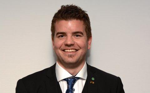 Varaordførar Hans Inge Myrvold starta nytt selskap i januar, der han skal driva butikkhandel med datamaskiner. (Arkivfoto).