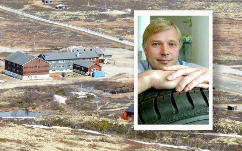 Harald Sachweh er den nye styrelederen på Vasstulan.