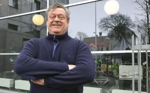 LAV KVOTE: Fiskeriminister Harald Tom Nesvik mener Lofotrådet ikke har grunn til å bekymre seg for kommersiell fangst på rødåte.