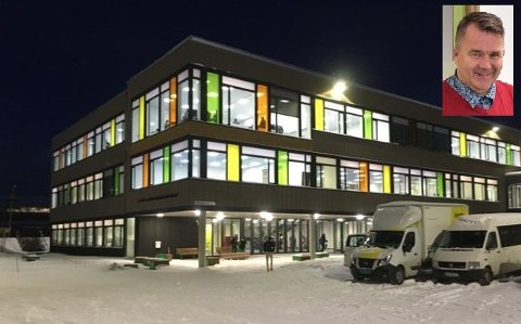 Vest-Lofoten videregående skole