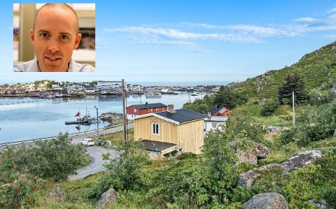 Fredrik Bakkejord opplyser at Reineveien 191 er solgt for 800.000 kroner.