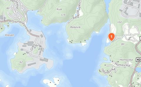 INTERKOMMUNALT SAMARBEID: Fem kommuner gikk sammen om å bygge tømmerhavna i Strømsvika. Nå vil Mandal havn overta Audnedals aksjer.