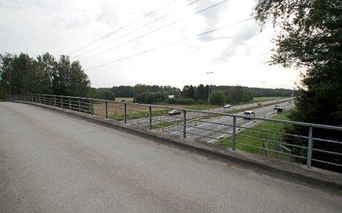 E6 mellom Halmstad og Årvold blir nattestengt mens utbedringen pågår.