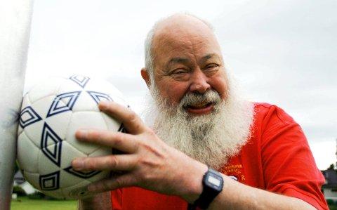"""FRED JOHNNY OSTHER: """"Oslonissen"""" og grunnleggeren av Norway Cup er død, 77 år gammel. Arkivfoto: Nordstrands Blad/Anders Auberg"""