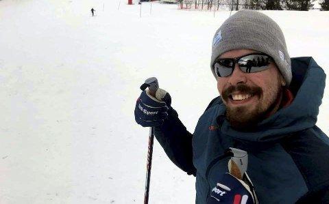 Tilfreds: Jonas Løkken gleder seg alt til neste år.