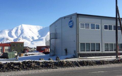 LOKALER. Telefonselgerne i det nystartede firmaet Svalcom AS skal ha tilhold i nyoppussede lokaler hos ISS Svalbard i Longyearbyen.