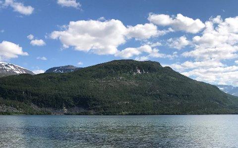 Fjellfroskvannet i Balsfjord kommune. Foto: Marte Hotvedt