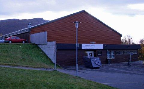 BLUSSET OPP IGJEN: Uenighetene preger igjen ledelsen i Bravo Håndballklubb, som har sin arena her i Tromsdalshallen.