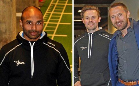 Frode Følstad, André Fagerborg og Tord Moen utvider K24-porteføljen.