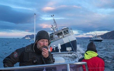 TILDELT PRIS: Audun Rikardsen. Her fotografert ved en tidligere anledning.
