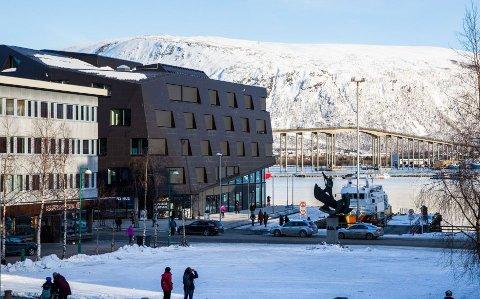 MARKERING: Fakkeltoget starter på Stortorget i Tromsø onsdag klokken 18.