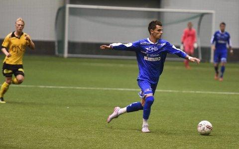 I FOKUS: Rocky Lekaj  scoret to nye mål, har 15 på vårsesongen og reiser på besøk til Viking tirsdag.