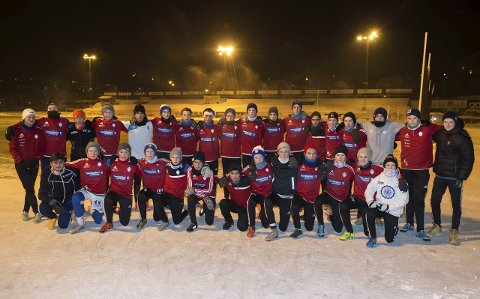 FK Gjøvik-Lyns 15-åringer var lagkamerater med Samuel Peres, og mange er opprørt over uttransporteringen onsdag.