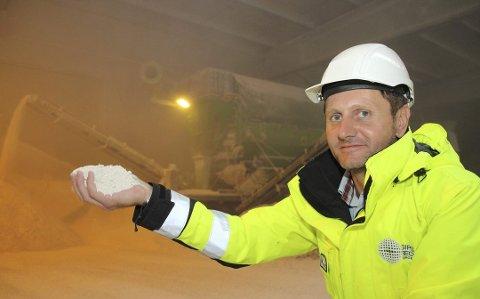 ENESTE ANSATTE I NORGE: Gjøvikmannen Frode Tangsveen vurderer å drive virksomheten videre i et nytt selskap i egen regi.