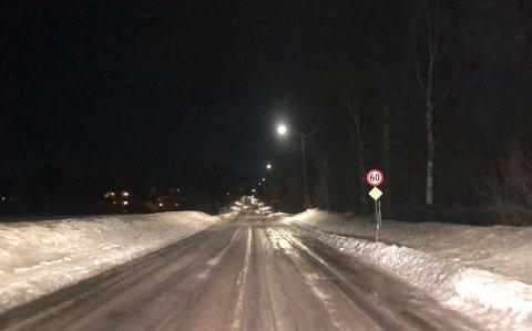 GLATT: Med plussgrader og regn kan det bli glatte veger flere steder i Gjøvikregionen.