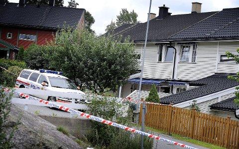 FÅR HJELP: En 44 år gammel mann som drepte samboeren sin på Trollåsen i 2010 skal fortsatt undergis tvunget psykisk helsevern.