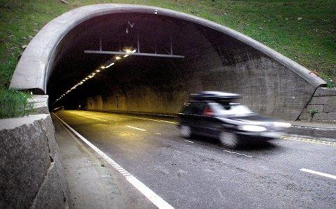Fornøyd: Bilistene i Follo kan glede seg over gode veier og 4G-dekning i flere tunneler.