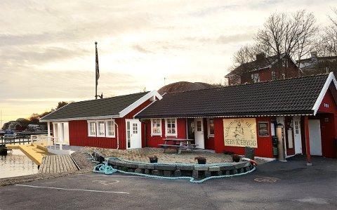 Ula: Slik vil det nye bygget bli hvis velforeningen får godkjent sine planer. Fotomontasje: Norsk Byggservice AS