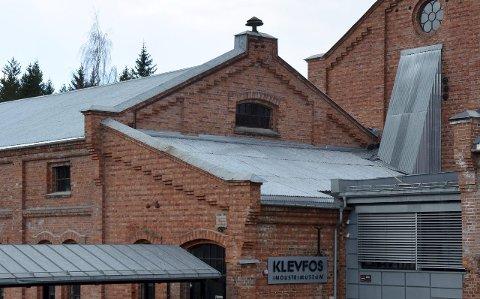 RISIKO: Ved Klevfos Industrimuseum er det funnet kjemiske etterlatenskaper fra tiden fabrikken var i drift, som utgjør en risiko for helse, miljø og sikkerheten. (Arkivfoto: Merete N. Netteland)