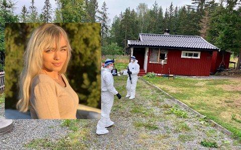 TAKKER FOR STØTTEN: Julie Vesteng Lien (20) har lagt ut en rørende takk til folk for all støtte hun og familien har fått etter at henne farfar bre drept i en politiaksjon.