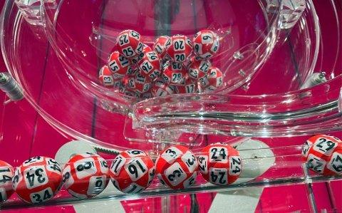 VANT: En brumunddøl var heldig med Lotto-tallene lørdag.