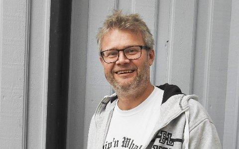 SOM DET SKAL: Ting går etter planen, sier Høgne Skøld.