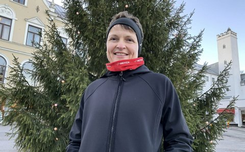 MILSLUKER: Marianne Ramberg Årdalen har i løpet av de to siste årene tatt store steg på norgestoppen i langløp i hennes klasse.
