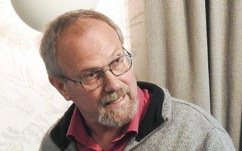 LØNNSKUTT: Ole Roger Dyrkorn (Rødt) fikk de borgerlige partiene med på å kutte i ordførerlønna i Bamble.