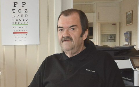 OPPGITT: Roy Bjørnstad, Bamble Taxi.
