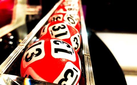 Mann fra Bindal vant 4,6 millioner kroner i Lotto lørdag kveld.