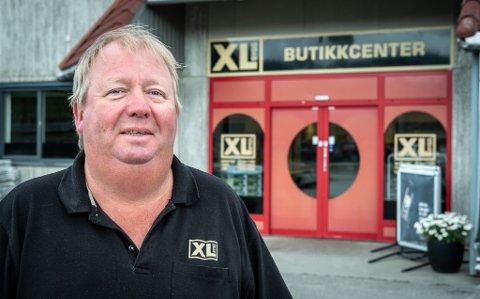 Geir Sivertsen er ny daglig leder ved XL-bygg Bernhard Olsen på Gruben.