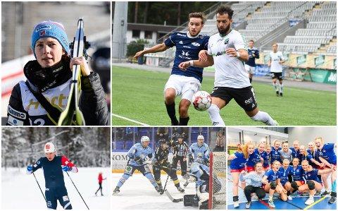 FØRSTE KAMP: I en innholdsrik sportshelg skal blant annet HBK-herrene i aksjon for første gang i år.