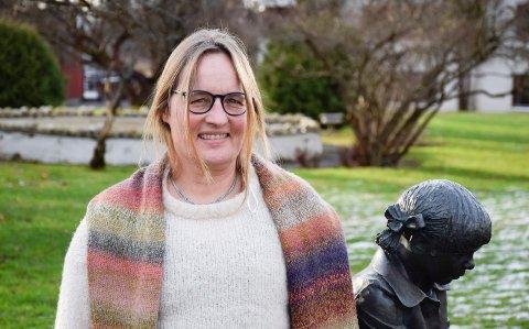 Kommuneoverlege Karin Møller.