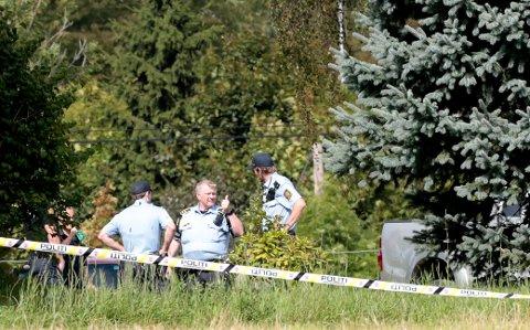 FIRE UKER: Politiet ble hørt av Nedre Romerike tingrett under fengslingsmøtet.