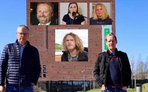 LIVE: Lørdag blir det live-sending på RHA.no fra Teglen, lover redaktør Svein Ove Isaksen og Eirik Torgersen. Noen av artistene som opptrer er Sofie Rose, Iselin Leine og Endre Gryting. Fritjof Wilborn er programleder.