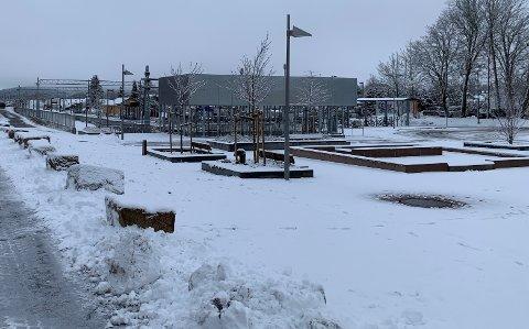 STANSER OPP: Velforeningen i Spikkestad frykter utviklingen stanser opp hvis ikke kommunen får fortgang i arbeidet med nytt renseanlegg.