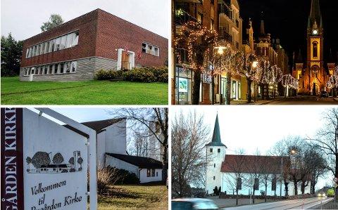 LEDIG: Det er fortsatt mulig å få plass under julegudstjenestene ved noen av kommunens kirker, men du må skynde deg.