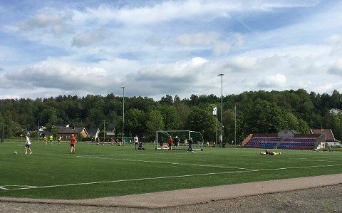 H-GLASS ARENA: Andebu IL håper nylanseringen «Fotball for alle» skal hindre et økende frafall i barne- og ungdomsfotballen.