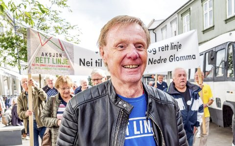 Per Olaf Toftner, Det Rette Parti. (Foto: Tobias Nordli)