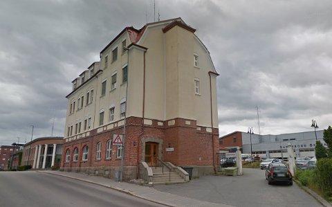Kemnerkontoret i Sarpsborg holder til i Sigvat Skalds gate.