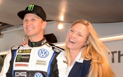 SJEFEN: Pernilla Solberg styrer familiebedriften PS 110 procent. ARKIVFOTO