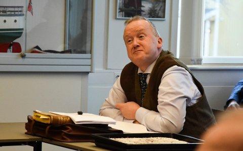 Torleif Remme svarer på leserbrevet til Thor Anders Smith Hoen (bildet).