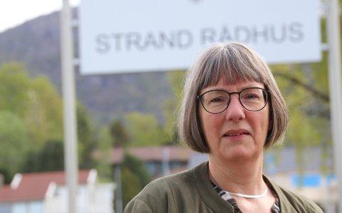 RESTRIKSJONER: - Vi har innført besøksrestriksjoner ved en avdeling på Jonsokberget, opplyser smittevernoverlege Anja de Jong.