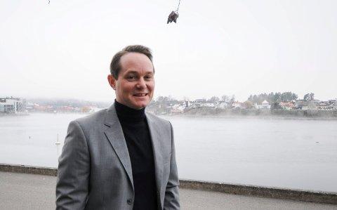 BLIR LAGT MERKE TIL: Arild Sannes har fått mye oppmerksomhet for husene han har tegnet. I år ble tre av hans hus nominert til byggeskikkprisen.