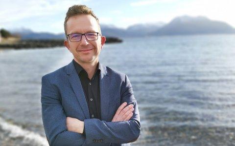 - Vi vil beholde fødeavdelingen i Kristiansund og sikre at alle i fylket vårt har tilgang til et godt helsetilbud der de bor, sier Carl Johansen, førstekandidat for MDG i Møre og Romsdal.