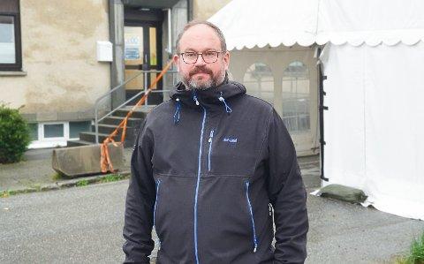 Tore Lyngvær i Kristiansund kommune opplyser at det ikke har kommet inn flere positive koronaprøver mandag.