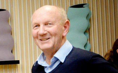 Styreleder Tom-Olaf Kjær i Format Eiendom