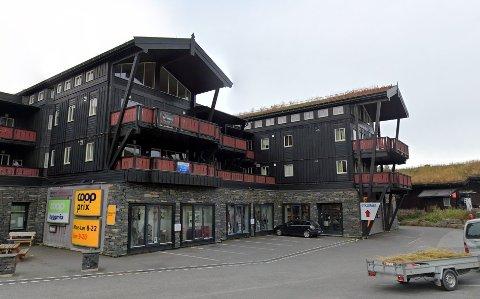 FIRE SOLGT: Fire leiligheter i Stølstunet fikk nye eiere i måneden som gikk.